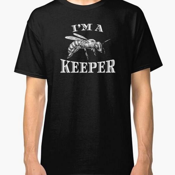 I'm a keeper tshirt