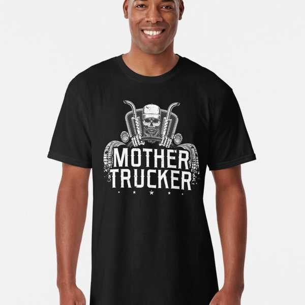mother trucker tshirt